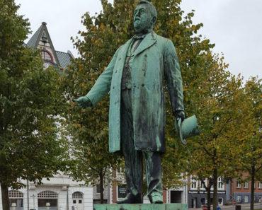 Uffe Thorndahls politiske forbillede Chresten Berg