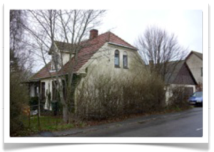 Klintholm Havnevej 6 var et godt hus i bedre byggeskik-stil